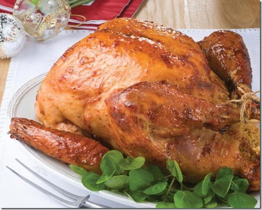 Cranberry-and-Pistachio-Stuffed-Turkey