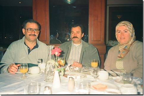 yunanistan gezisi 10 eylül 1997