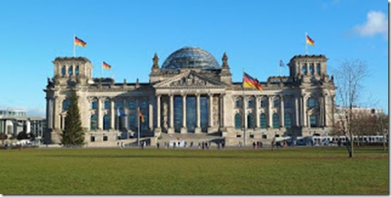 Berlin Parlemento