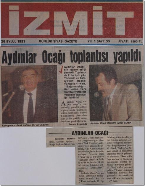 1991.09.25 izmit gazetesi