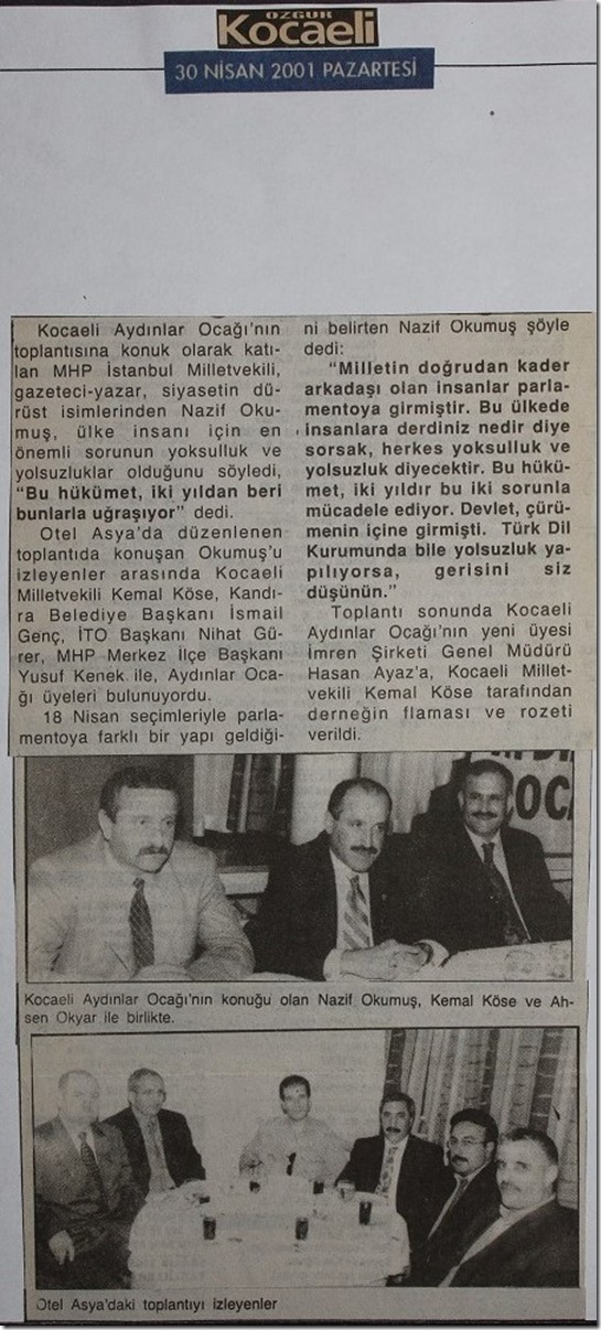 2001.04.30 özgür kocaeli pazartesi