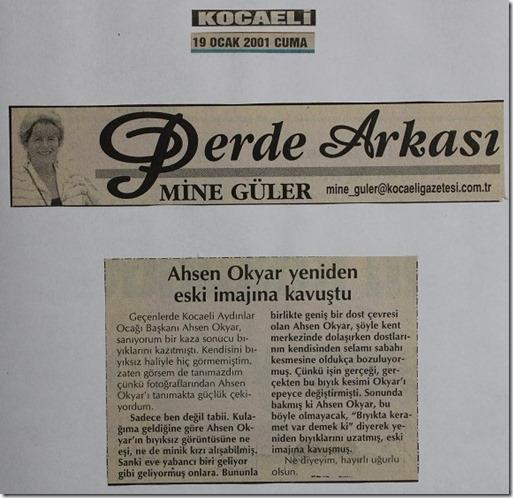2001.01.19 kocaeli gazetesi cuma
