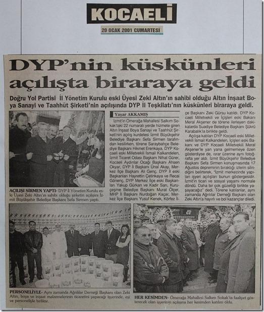 2001.01.20 kocaeli gazetesi